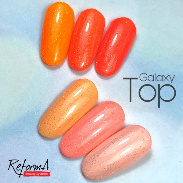 Gel Polish Galaxy Top, 10ml