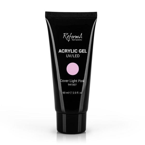 Acrylic Gel - Cover Light Pink, 60ml