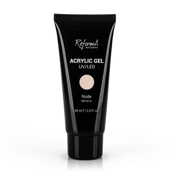 Acrylic Gel - Nude, 60ml