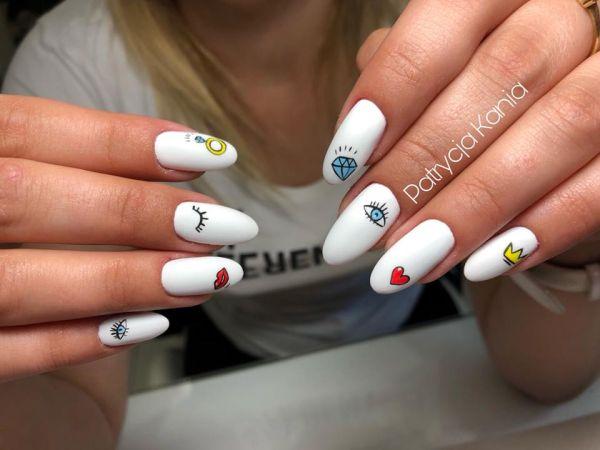 Gel Polish - White Queen, 3ml