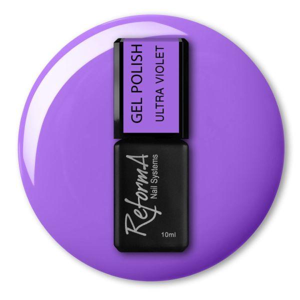 Gel Polish - Ultra Violet, 10ml