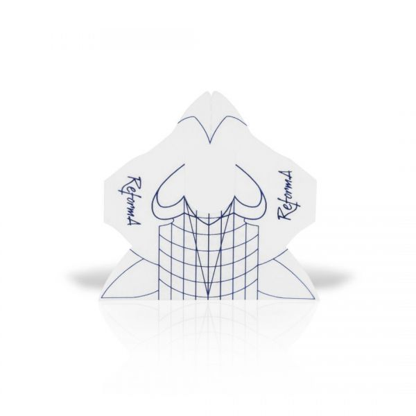 Universal Nail Form (100pcs) - Formy 100 szt CLEAR