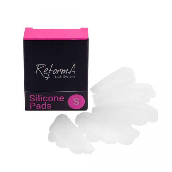 Silicone Pads Small (S), pack of 5 pairs