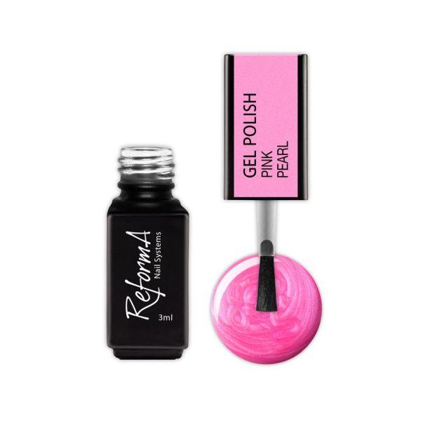 Gel Polish - Pearl Pink, 3ml