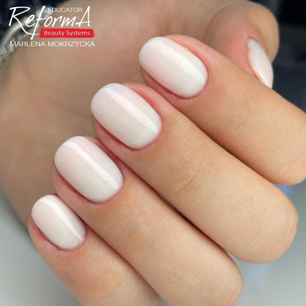 Gel Polish Cover Base Coconut White, 3ml