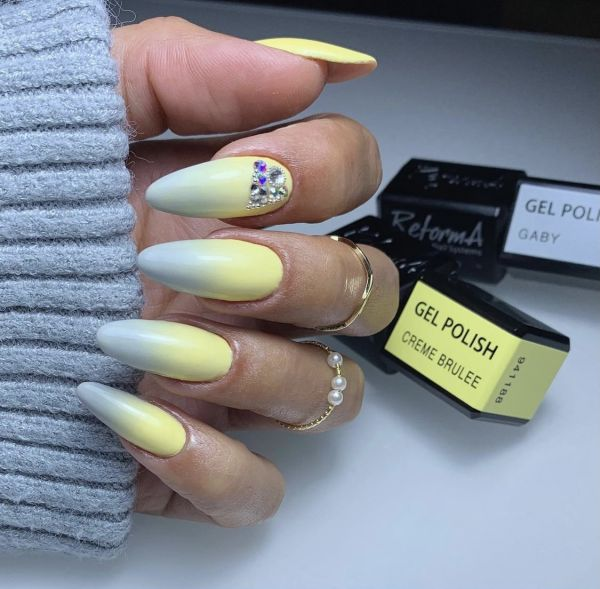 Gel Polish - Creme Brulee, 10ml