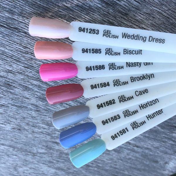 Gel Polish - Wedding Dress, 10ml