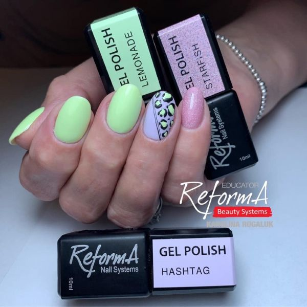 Gel Polish - Lemonade, 10ml
