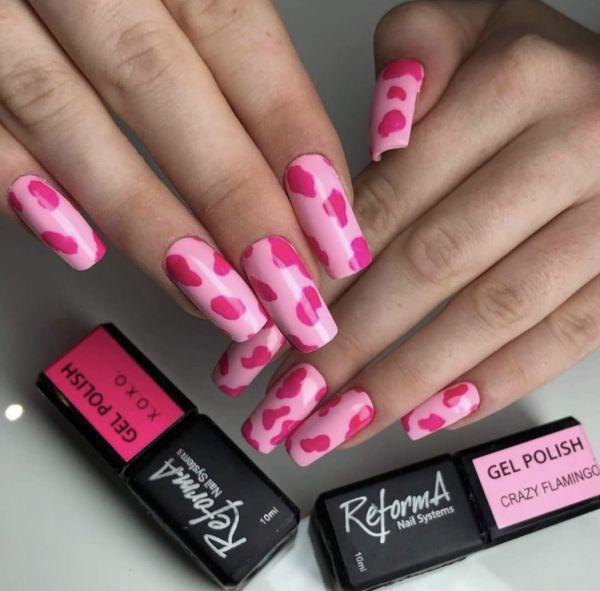 Gel Polish - Crazy Flamingo, 10ml