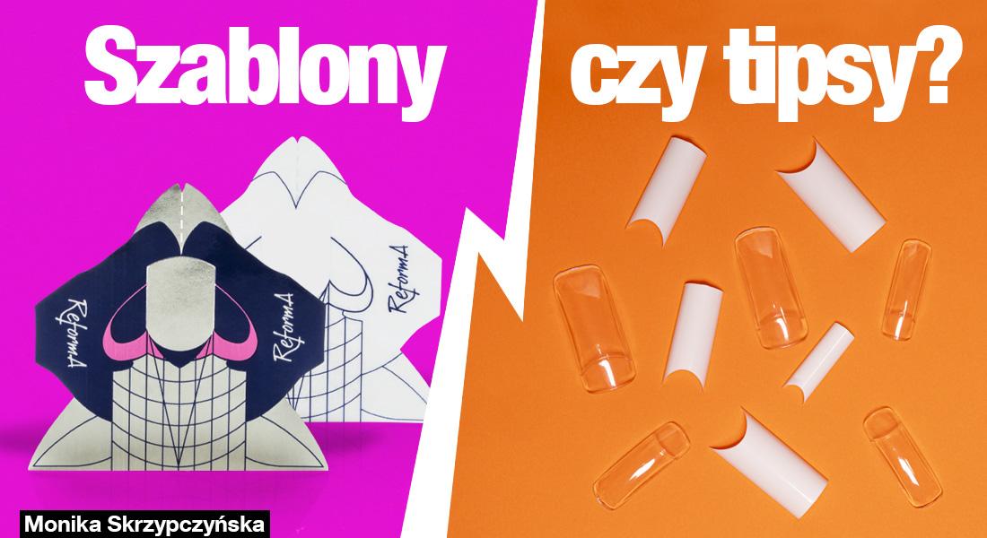 Szablony czy tipsy – którą metodę przedłużania paznokci wybrać?