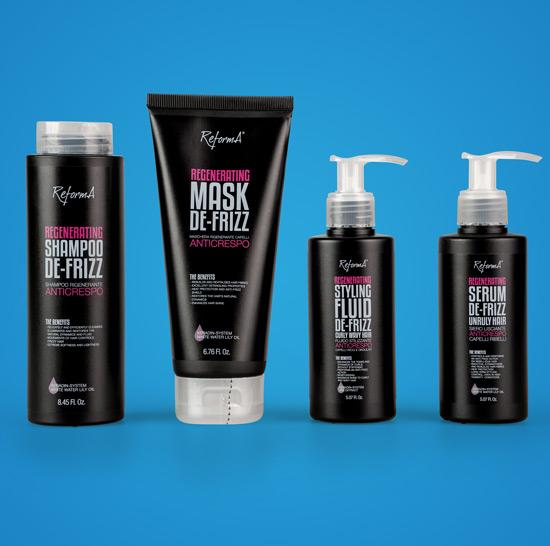 kosmetyki regenerujące przeciw puszeniu włosów